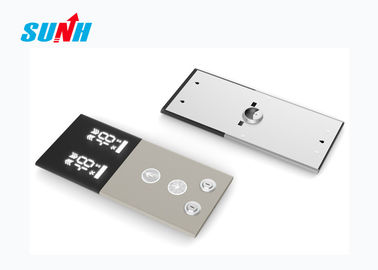 Elevator Duplex Operation Panel , Digital Elevator Button Panel With Display